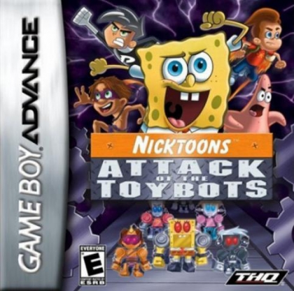 Nicktoons : Attack of the Toybots [Europe] image