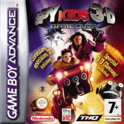 Spy Kids 3-D : Game Over [Europe] image