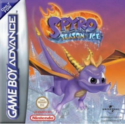 Spyro : Season of Ice [Europe] image