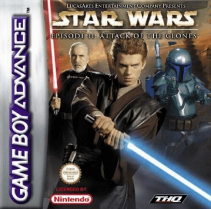 Star Wars - Episode II - Attack of the Clones [Europe] image