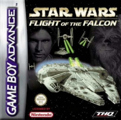 Star Wars : Flight of the Falcon [Europe] image