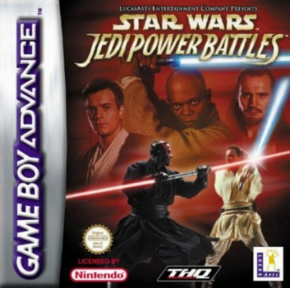 Star Wars : Jedi Power Battles [Europe] image