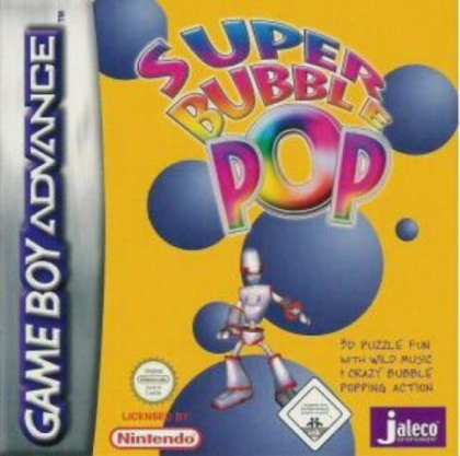 Super Bubble Pop [Europe] image