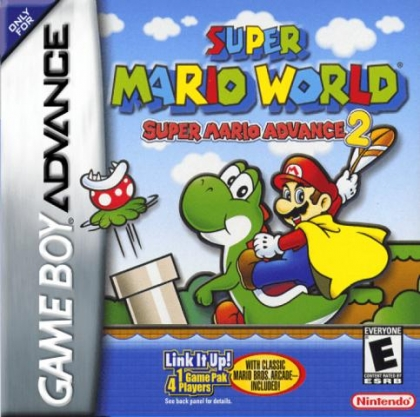 Super Mario Advance 2 - Super Mario World [USA] image