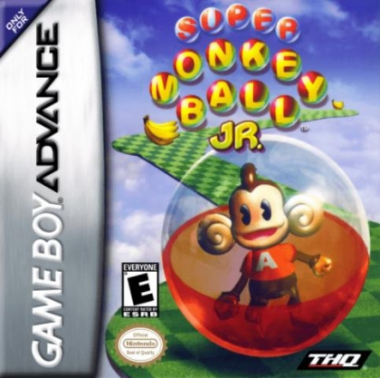 Super Monkey Ball Jr. [Europe] image