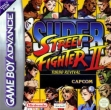 Логотип Emulators Super Street Fighter II Turbo Revival [Europe]