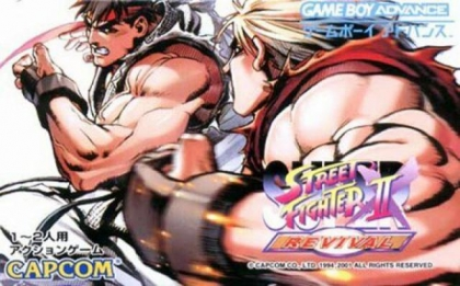 Super Street Fighter II X : Revival [Japan] image