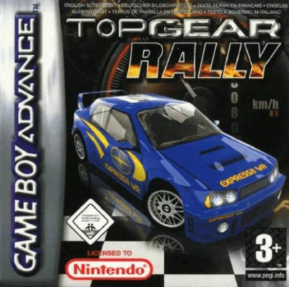 Top Gear Rally [Europe] image