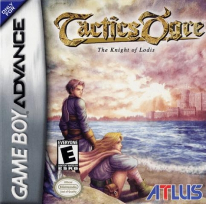 Tactics Ogre : The Knight of Lodis [USA] image