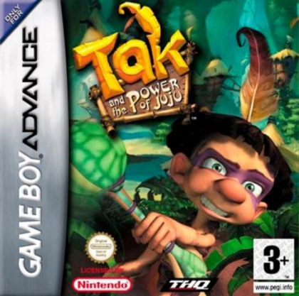 Tak and the Power of Juju [Europe] image