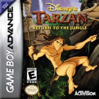 Disney's Tarzan: Return to the Jungle [USA] image