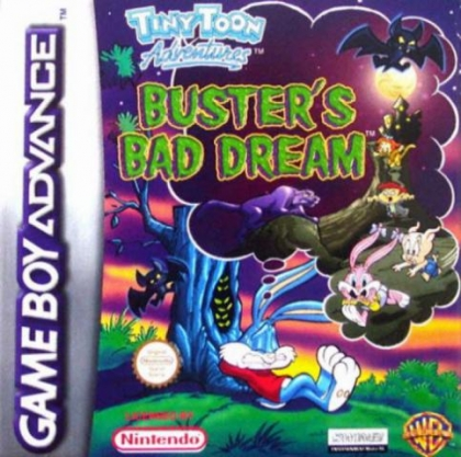 Tiny Toon Adventures : Buster's Bad Dream [Europe] image