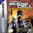 logo Emuladores Tom Clancy's Splinter Cell - Pandora Tomorrow [USA]