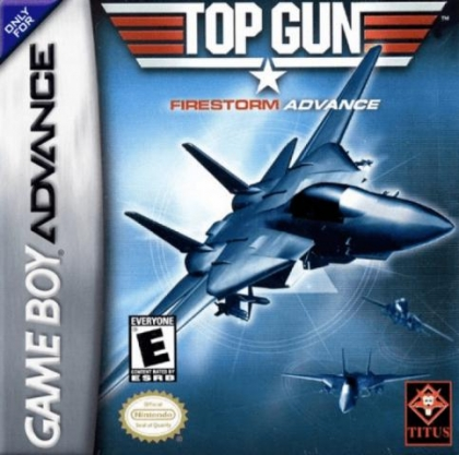 Top Gun : Firestorm Advance [USA] image