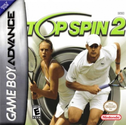 Top Spin 2 [Europe] image
