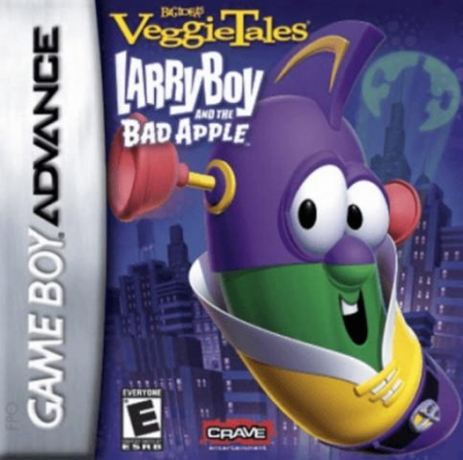 VeggieTales : LarryBoy and the Bad Apple [USA] image