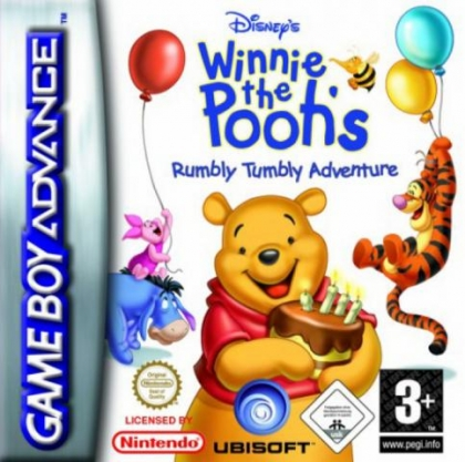 Winnie the Pooh's Rumbly Tumbly Adventure [Europe] image