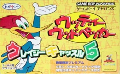 Woody Woodpecker : Crazy Castle 5 [Japan] image