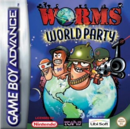 Worms World Party [Europe] image