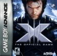Logo Emulateurs X-Men - The Official Game [USA]
