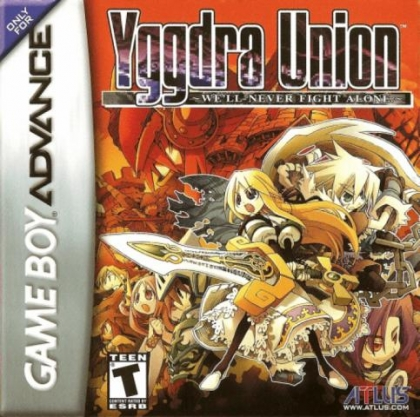Yggdra Union : We'll Never Fight Alone [USA] image