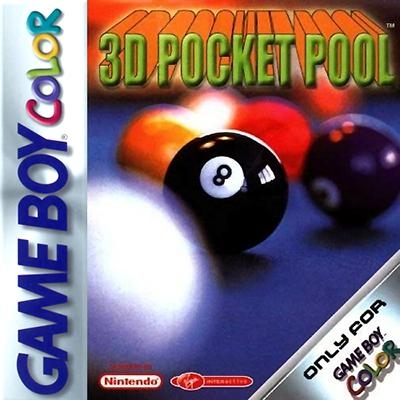 3D Pocket Pool [Europe] image