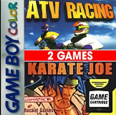 ATV Racing & Karate Joe [Europe] (Unl) image