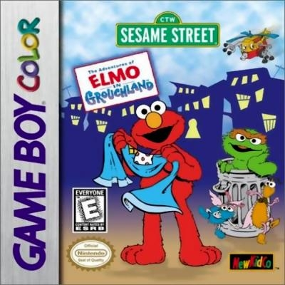The Adventures of Elmo in Grouchland [Europe] image