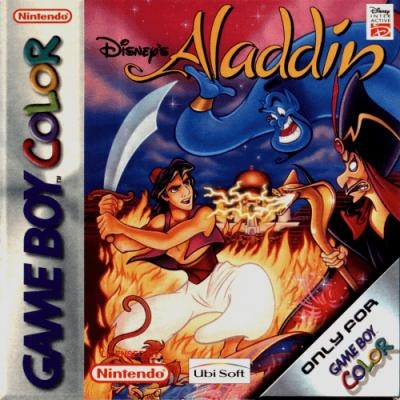 Disney's Aladdin [Europe] image