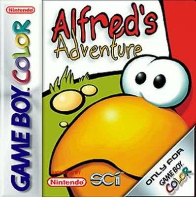 Alfred's Adventure [Europe] image