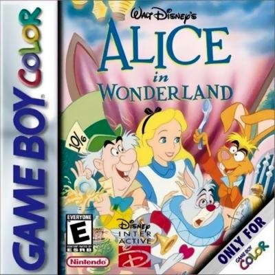 Walt Disney's Alice in Wonderland [Europe] image
