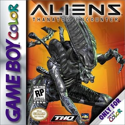 Aliens - Thanatos Encounter [USA] image