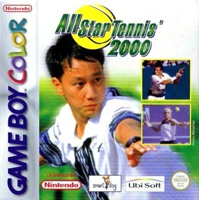 All Star Tennis 2000 [Europe] image