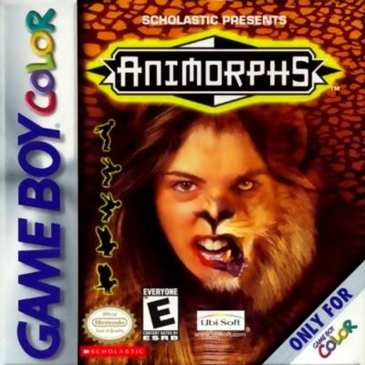 Animorphs [USA] image