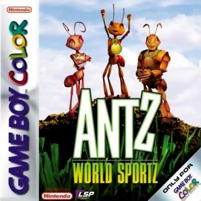 Antz World Sportz [Europe] image