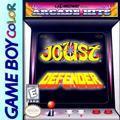 Arcade Hits - Joust & Defender [USA] image