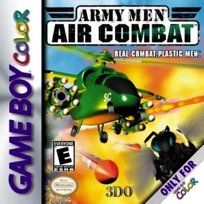 Army Men - Air Combat [USA] image