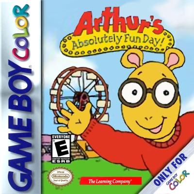 Arthur's Absolutely Fun Day! [USA] image