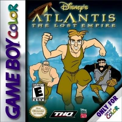Atlantis - The Lost Empire [Europe] image