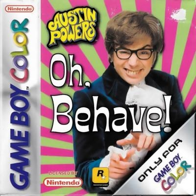 Austin Powers: Oh Behave! [Europe] image