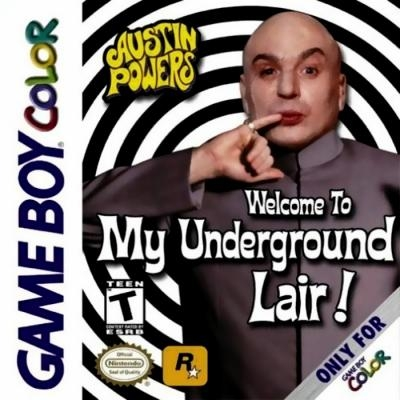 Austin Powers: Welcome to My Underground Lair [USA] image
