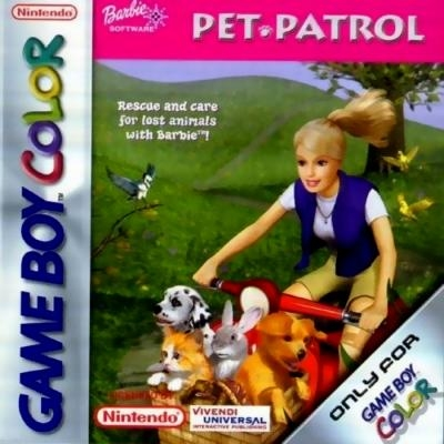 Barbie Pet Rescue [Europe] image