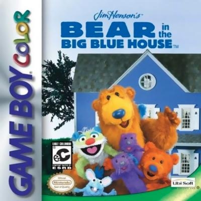 Bear in the Big Blue House [Europe] image