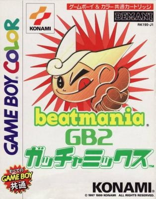 Beatmania GB2 : Gotcha Mix [Japan] image