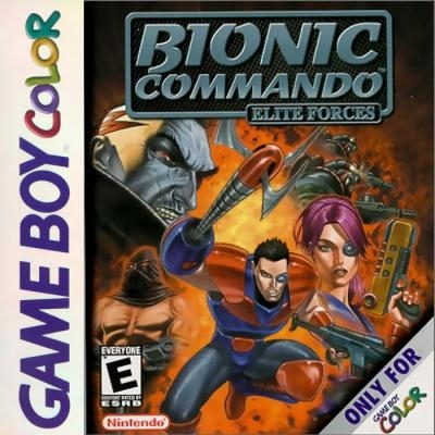 Bionic Commando: Elite Forces [USA] image