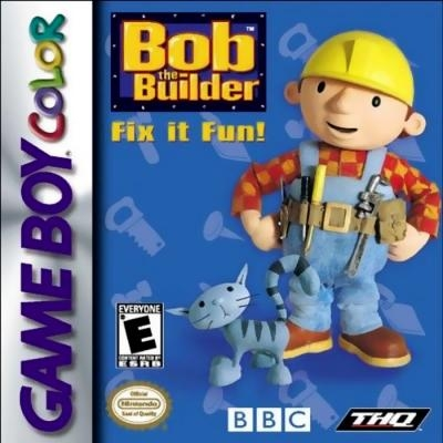 Bob the Builder - Fix it Fun! [USA] image