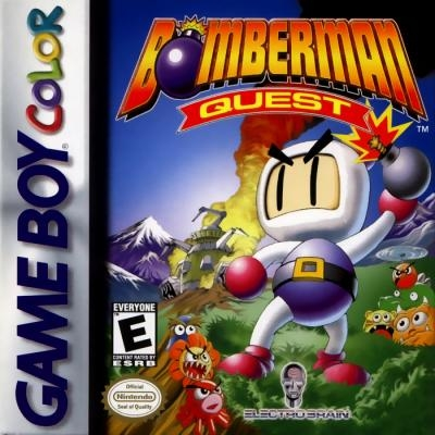 Bomberman Quest [Europe] image
