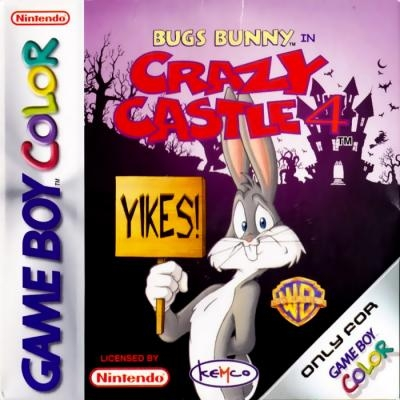 Bugs Bunny - Crazy Castle 4 [Europe] image