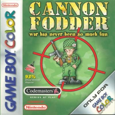 Cannon Fodder [Europe] image