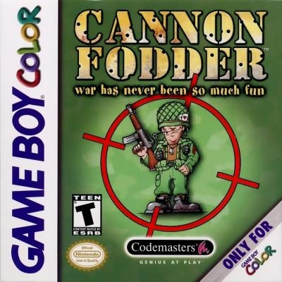 Cannon Fodder [USA] image
